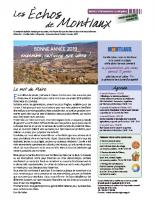 Bulletin 17 2019-01