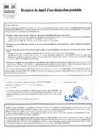 Récépissé DP-04-130-21-S0002